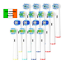 4pcs-Replacement-Brush-Heads-Electric-Toothbrush-for-oral-B-choose-your-model thumbnail 1