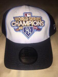 392c4a2451ebe New York Yankees 2009 World Series Champions Cap New Era Hat One ...