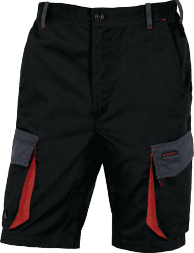 Delta Plus Panoply DMBER D-Mach Mens Work Cargo Shorts Berumda Short Trousers