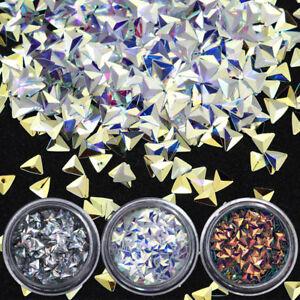 6Boxes-set-Chameleon-Nail-Art-Sequins-Paillette-Flakes-Geometric-Decor