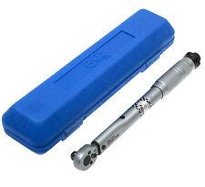 Drehmoment Schlüssel 3/8 Zoll 5-25 NM Drehmomentenschlüssel Werkzeug BGS
