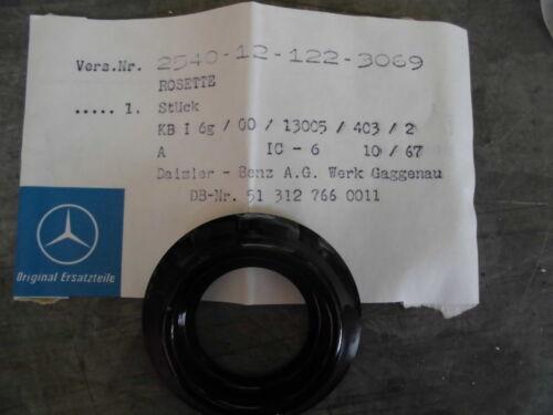2 X ROSETTE INNENDRÜCKER MERCEDES 513127660011 LG 315 L 312 ETC.