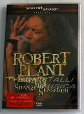ROBERT PLANT- AND THE STRANGE SENSATION - DVD Sigillato