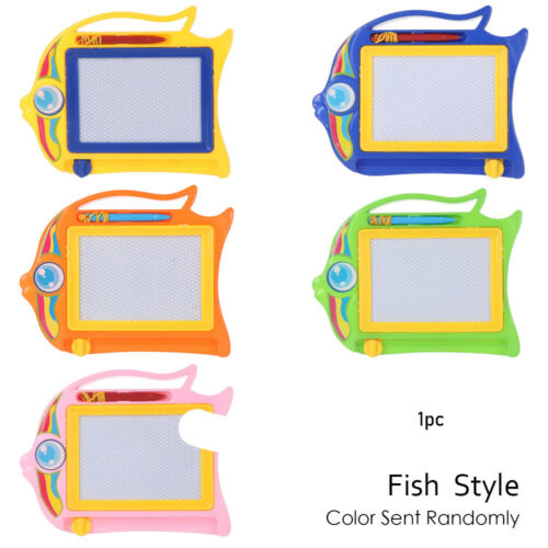 Magnetic Drawing Board Sketch Pad Doodle Writing Craft Art for Children Kids.