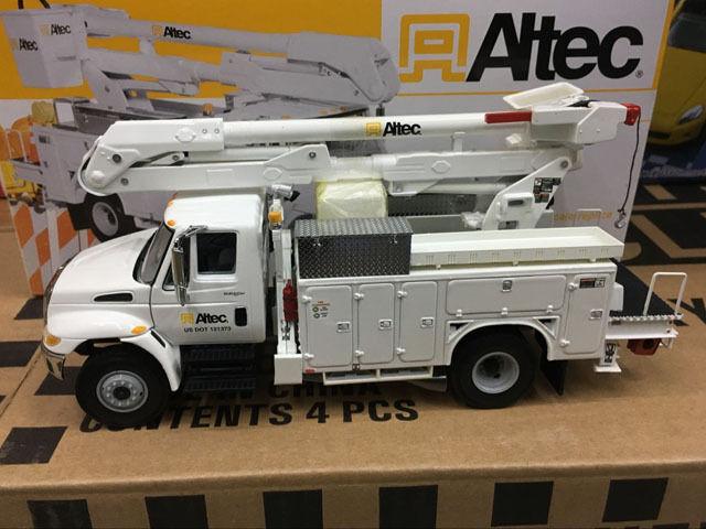 nuevo estilo Utilidad de dispositivos dispositivos dispositivos aéreos internacionales Raro Altec camión por First Gear 1 34 Diecast  primera vez respuesta
