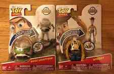 Disney PIXAR TOY STORY HATCH N HEROES EGGS WOODY & BUZZ LIGHTYEAR NEW 2015 TOYS