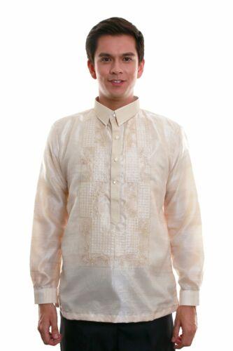 Organza Pina Barong Tagalog with Lining 013