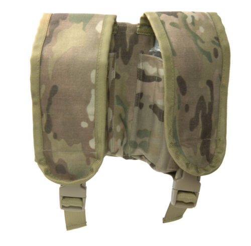 New Official Multicam Drop Leg 5.56mm Double Ammo Pouch