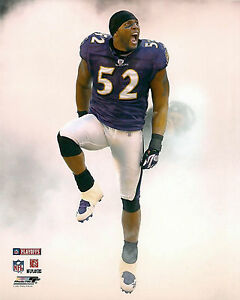 RAY LEWIS RAVENS PRE GAME DANCE photo 8 x10 ! ! | eBay