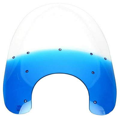 """15/"""" MEMPHIS SHADES REPLACEMENT WINDSHIELD HARLEY ROAD KING FLHR 1994-2019"""