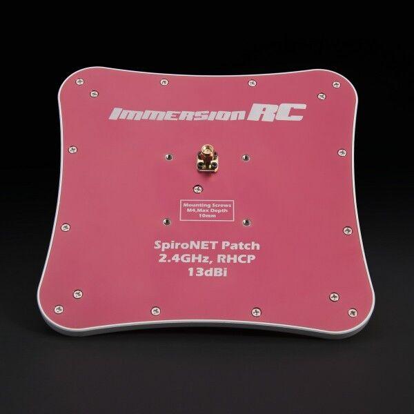 ImmersionRC-Fat Shark SpiroNet 2.4GHz Patch Antenna RHCP - US Dealer