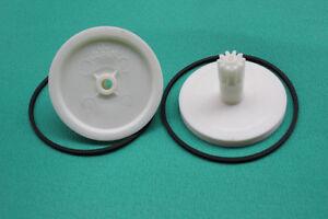 CDM-9 Philips CD-930 CD-931 CD-940 CD-950 Zahnrad CD-Player Gear Wheel