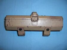 Original German WWII MG42 Lafette Storage Box for Bolt - Fantastic Condition