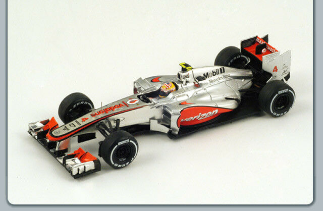 Mc Laren L.Hamilton 2012  4 Winner Us Gp 1 43 Spark S3048 Modellino