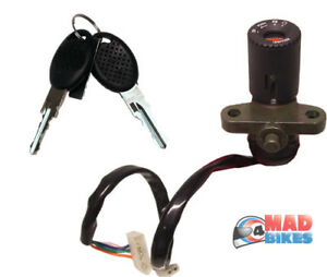 Magnificent Aprilia Rs125 Rs50 Rs250 Ignition Steering Lock 4 Wire Connector Wiring Digital Resources Antuskbiperorg