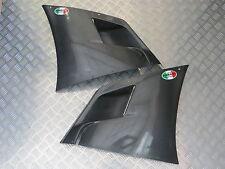 Carbon fiber fairing side pannels Ducati 748 916 996 carénage fibre carbone