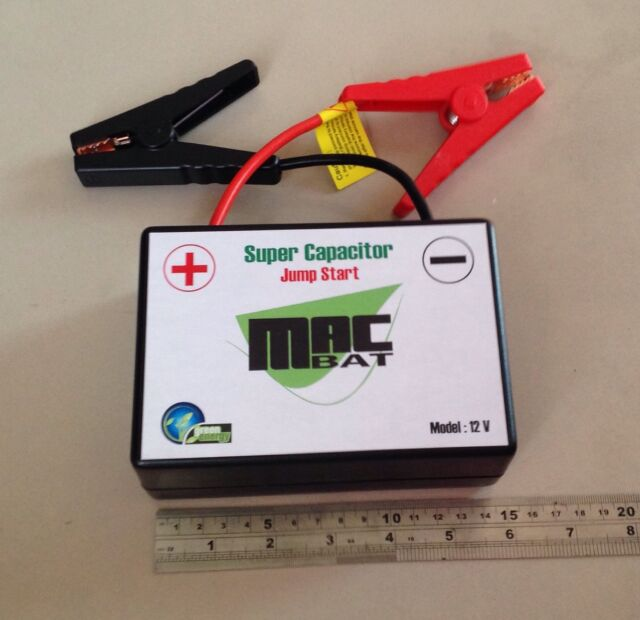 car jump start macbat super capacitor battery booster 400 amp full rh ebay com