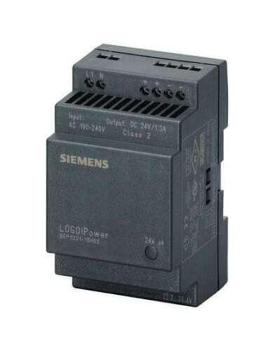 DC 24 V//1,3 Siemens logo 6EP1331-1SH02 power supply input:100-240 V AC output