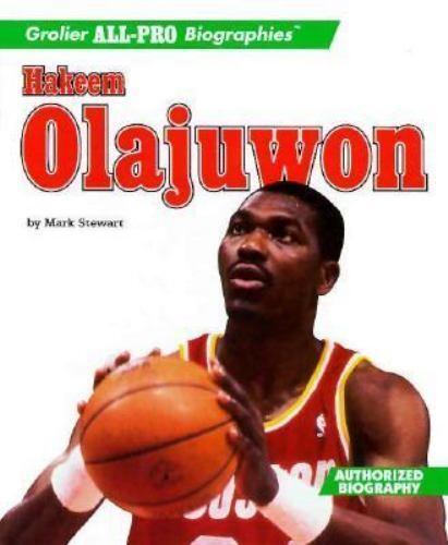 Hakeem Olajuwon by Stewart, Mark