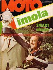 MOTO JOURNAL   66 YAMAHA 350 YR R5 B 200 CS Johnny Hallyday KAWASAKI 750 H2 1972