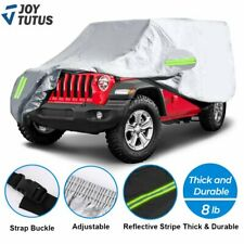 Oxford Car Cover For Jeep Wrangler Cjyj Tj Amp Jk 2 Door All Weather Protect Fits Jeep