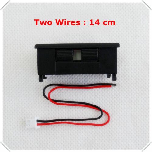 DC 3.5-30V 4 Digital LED Volt Voltage Meter Voltmeter 5V 12V 24V car Battery