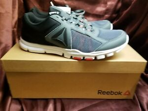 1be7333634006d New Reebok-Yourflex Train 9.0 MT Running Shoes Alloy Red Black Gray ...