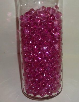 14g ROUND DECO BEADS WATER STORING GEL CRYSTALS PEARLS (original vase filler gel