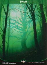 Forest (Full Art) | NM/M | Unstable | Magic MTG