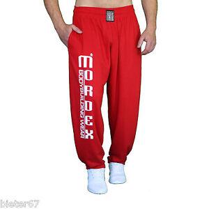 Hose Bodybuilding Rote Mordex Bw Gym Fitnesshose Sporthose BRXf8