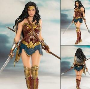 ARTFX-Justice-League-Wonder-Woman-1-10-PVC-Figure-Statue-Toy-Gifts-New