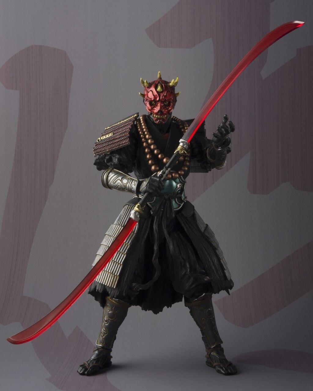 Star Wars Movie Realization - Sohei Darth Maul Action Figure (Bandai)