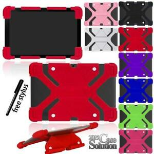 Universal-Bumper-Silicone-Stand-Cover-Case-Fit-Various-10-034-Tablet-Stylus