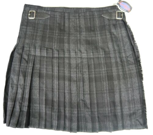 Mens Scottish Kilt 100/% New Wool