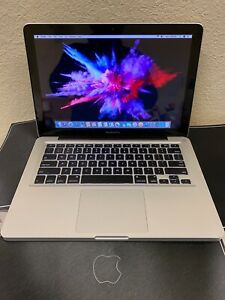 """Apple Macbook Pro 13"""" Laptop i5 2.5GHz 8GB RAM 256GB SSD HD  * 3YEAR WARRANTY *"""