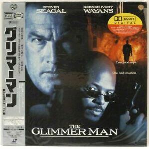 Ld Laserdisc L247 The Glimmer Man 1996 Steven Frederick Seagal