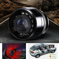 Ir Night Vision Waterproof Car 28mm Hole Saw Rear View Reverse Parking Hd Camera