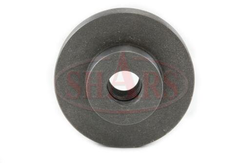 "8/"" Semi-Machined Threaded Back Plate 1-3//4-8 For All Plain Back Lathe Chuck"