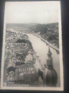 Dinant-Postcard-Belgium-Le-Bulbe-De-L-Eglise-by-Nels-Ern-Thill-Bruxelles
