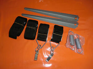 Thule Hold Down Side Strap Kit Sturmband Sturmsicherung