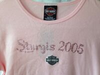 Harley Davidson Shirt Size Medium From Sturgis 2005 Read Description