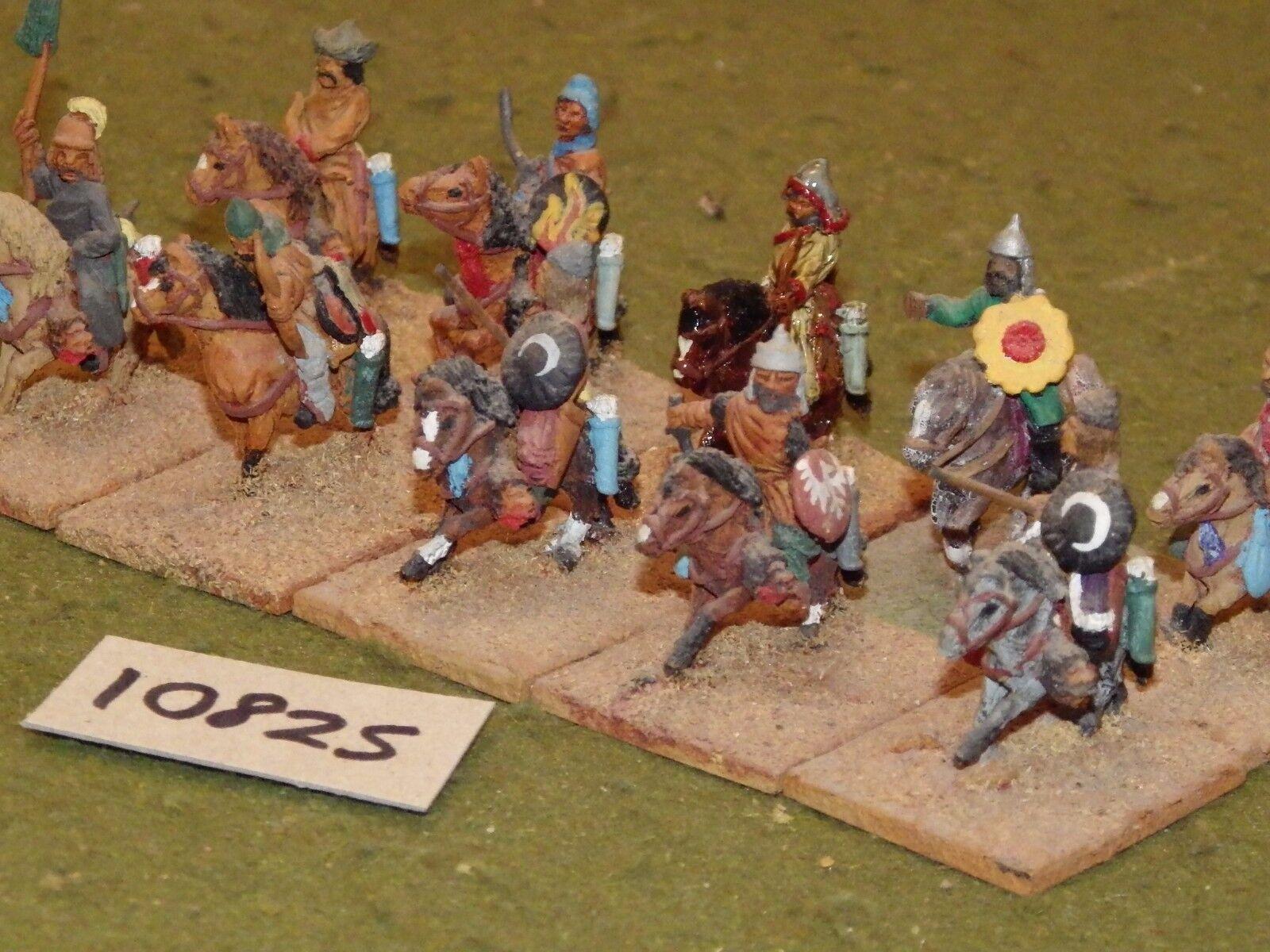 25mm dark ages   ghaznavid - cavalry 10 cavalry - cav (10825)