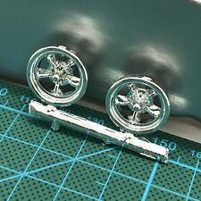 2 Narrow American Racing Torq Thrust D Wheels 125 Search Lbr Model Parts 4 More