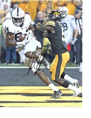 Juwan Johnson Penn State signed autographed 8x10 football ...