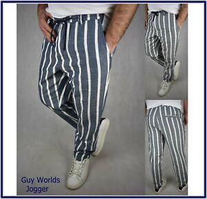pantaloni-lino-uomo-estivi-cavallo-basso-pantalone-a-righe-con-elastico-in-vita