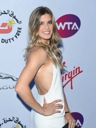 EUGENIE BOUCHARD 8X10 GLOSSY PHOTO PICTURE IMAGE #3