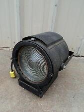 "TV studio Hub Electric Co. 8"" Fresnel Model 8311F Vintage Stage Light 500W 1kW"