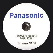 Dmr-es10 dvd recorder firmware update.