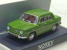 Norev Renault 8, 1971, jadegrün - 512791 - 1/87