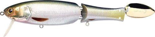 01100392 Aluminium keta bass II Lucky Craft Japan real bait F poids plus